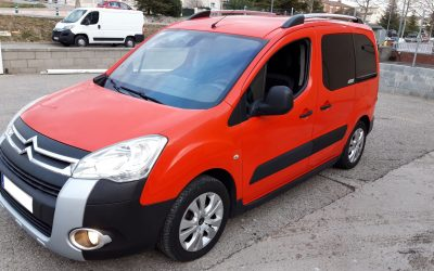 Citroén Berlingo Combi 1.6 HDI XTR 110cv Kit Seguridad